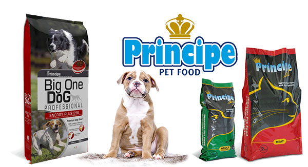 linea principe pet food spinacè oderzo