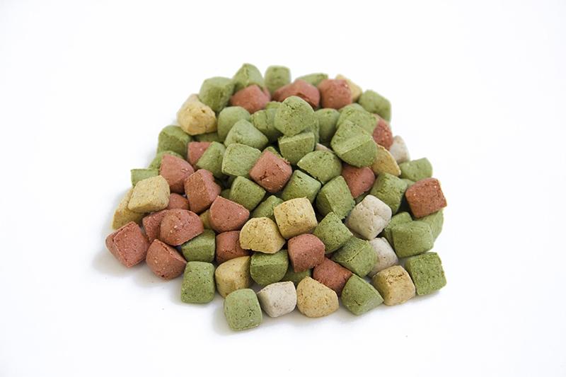 biscotti alle verdure per cane