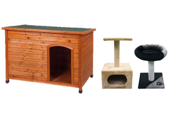 cucce e gattiere per cani e gatti